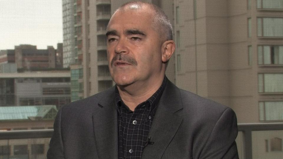 Agriculture Union president Bob Kingston, speaks with CTV News, Wednesday, Nov. 28, 2012.