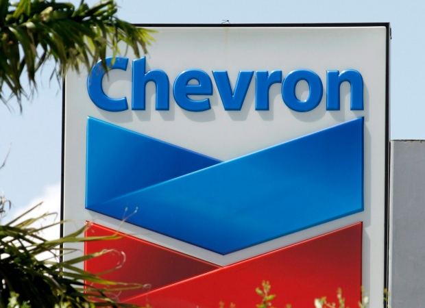 Chevron sign in Miami
