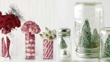 Holiday centrepieces Christmas