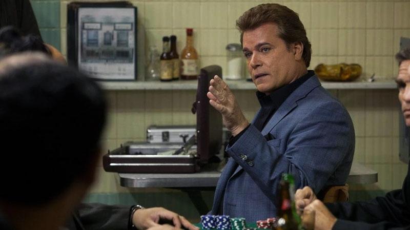 Ray Liotta in Alliance Films' 'Killing Them Softly'