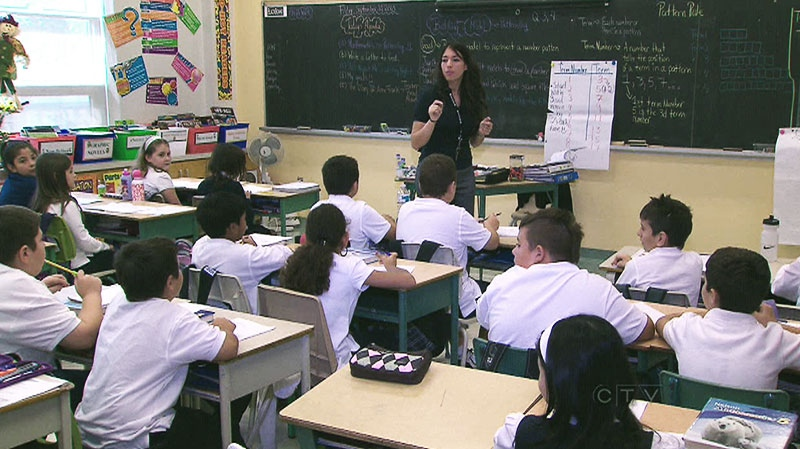 Report Card For Ontario S Elementary Schools Released