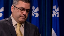 Quebec cabinet minister resigns amid accusations