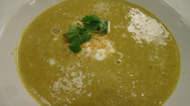 Curried Peanut Soup | CTV Atlantic News