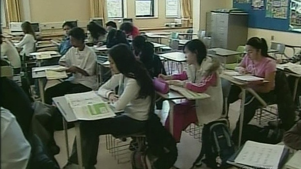 Elementary school students brace for possible strike action by teachers as early as this Monday.
