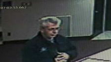 A surveillance photo provided by the Hillsville Po