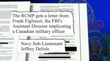 Canadian spy Deslisle documents released