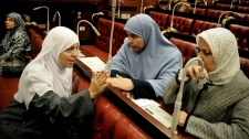 vote on final draft new Egyptian constitution