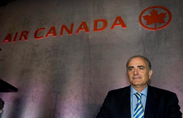 Air Canada Clin Rovinescu