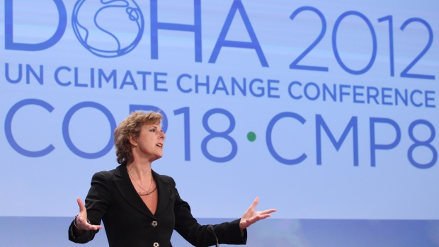 Connie Hedegaard UN climate chief