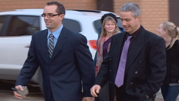 Saskatoon firefighters found not guilty