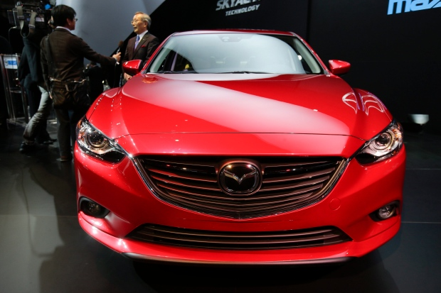 Mazda recalls more than 161,000 cars in the U.S.