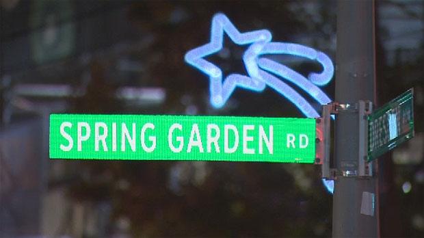 Spring Garden Road