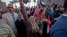 Egypt protesters vow to stop draft constitution