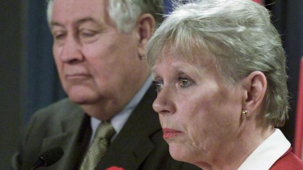 Senator Joyce Fairbairn resigns