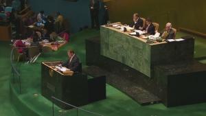 CTV News: Retaliation to the UN vote