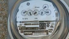 Electricity metre generic