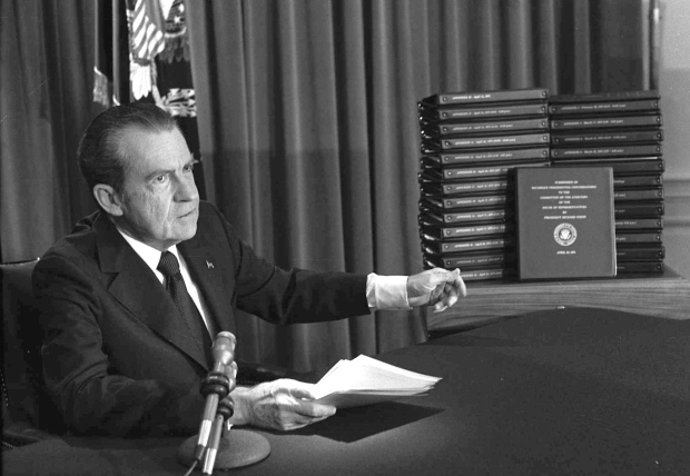 U.S. government publishes Watergate documents