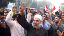Morsi's supporters gather in Cairo