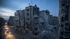 Intense fighting in Damascus, Syria