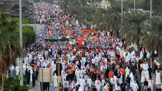 Boycot of Kuwait election