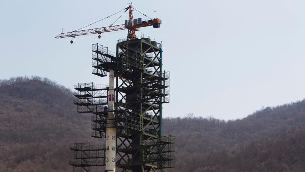 North Korea's Unha-3 rocket