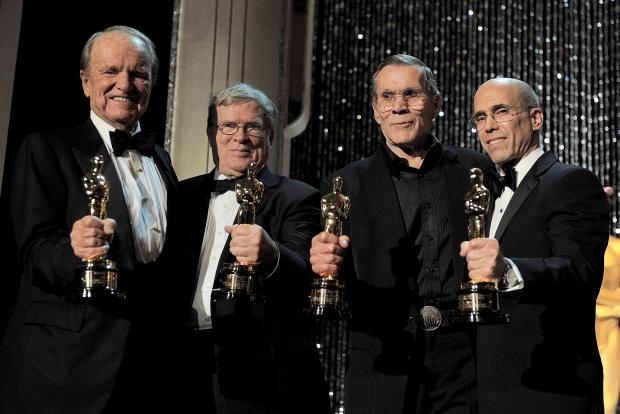Stevens Jr., Pennebaker, Needham, Katzenberg