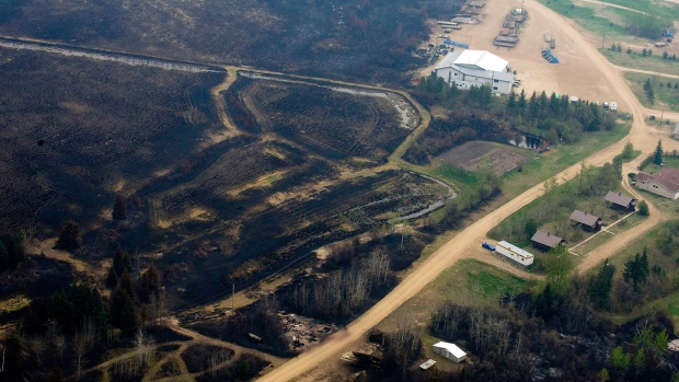 Alberta commission on wildfire-prone areas