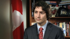 Justin Trudeau discusses generation, age