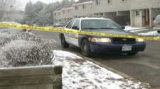 Elmridge Drive Kitchener Homicide