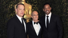 Stars attend Governors Awards