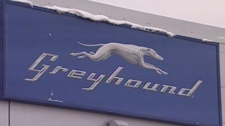 Greyhound bus depot, Winnipeg