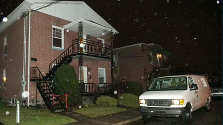 Three children were found dead in a home located in Drummondville, Quebec on Sunday, Dec. 2, 2012.