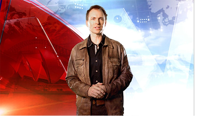 'The Amazing Race' host Phil Keoghan announced 'The Amazing Race Canada' will be airing on CTV this summer.