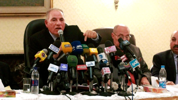 Egyitian judges will not oversee referendum