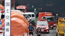 Japan orders tunnel inspections following collapse