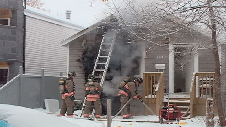 A house fire Sunday morning in Saskatoon resulted in an estimated $150,000 damage.
