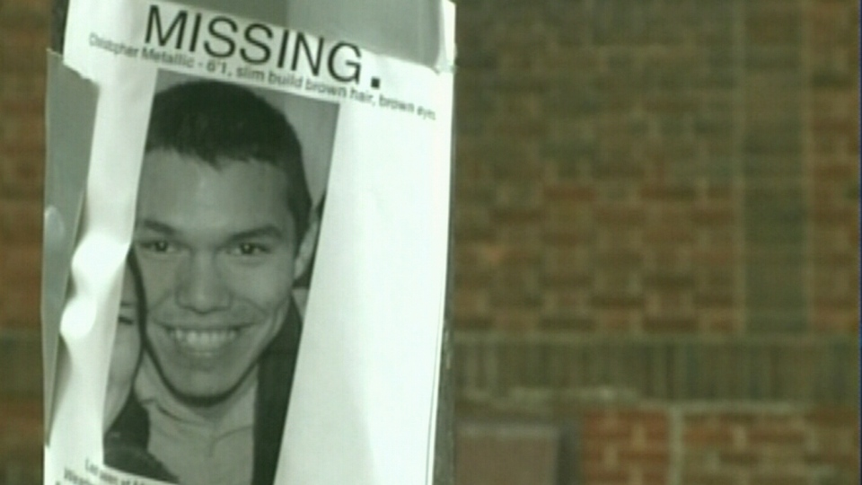 Search crews are not giving up hope in finding a missing Mount Allison student. Christopher Metallic disappeared eight days ago