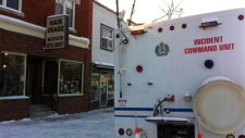 Camrose Police suspicious death
