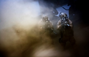 A scene from  Alliance Films' 'Zero Dark Thirty'