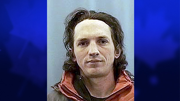 This undated handout photo provided by the Anchorage Police Department shows Israel Keyes.