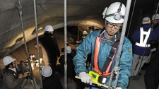 Police raid offices after tunnel collapse