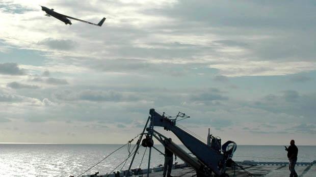 Iran claims capture U.S. navy ScanEagle drone