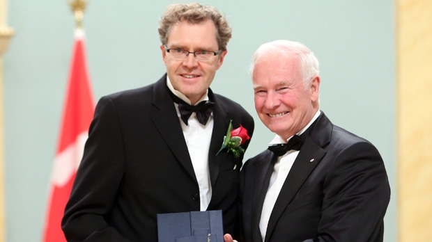 Ross King Charles Taylor Prize non fiction