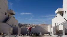 Israel Palestine West Bank settlement