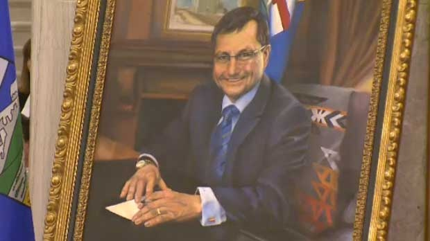 Ed Stelmach served as Premier from December 2006 to October 2011.