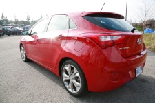 2013 Hyundai Elantra GT Side Profile