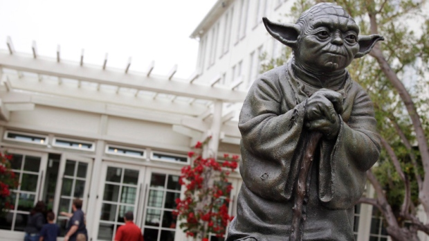 Disney deal to buy Lucasfilm cleared