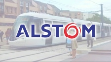 Alstom Light Rail Trains