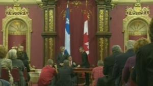 CTV Montreal: PQ loses bid to take down Canadian Flag