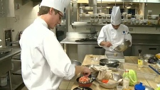 NAIT culinary arts